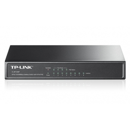 PoE switch TP-LINK TL-SF1008P