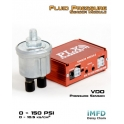 Snímač tlaku kvapalín